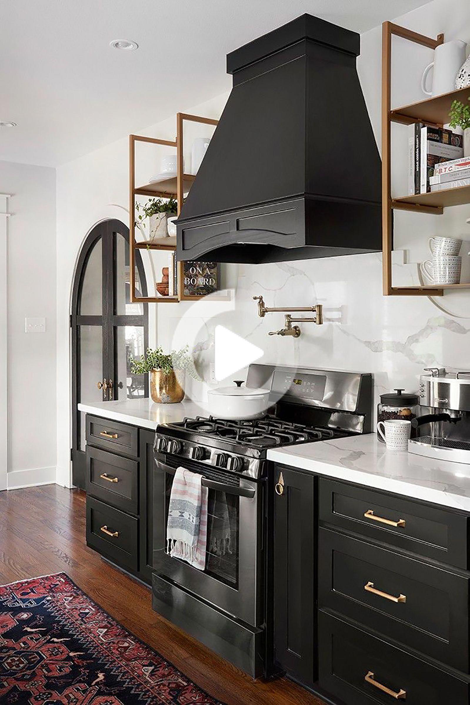 Small Kitchen Design In 2020 Interior Design Kitchen Kitchen Design Small Kitchen Renovation