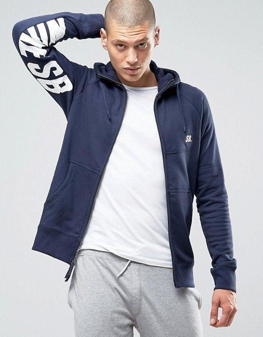 Nike SB EVERETT GRAPHIC FZ HOODIE SIZE XL (800143-451)   KJF ... caf6f4c48d