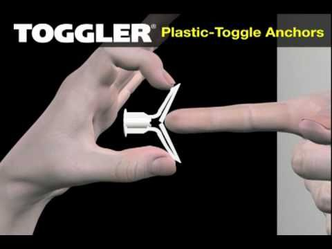 Using Toggle Anchors Wall Anchors Mobile Home Repair Hanging Pictures