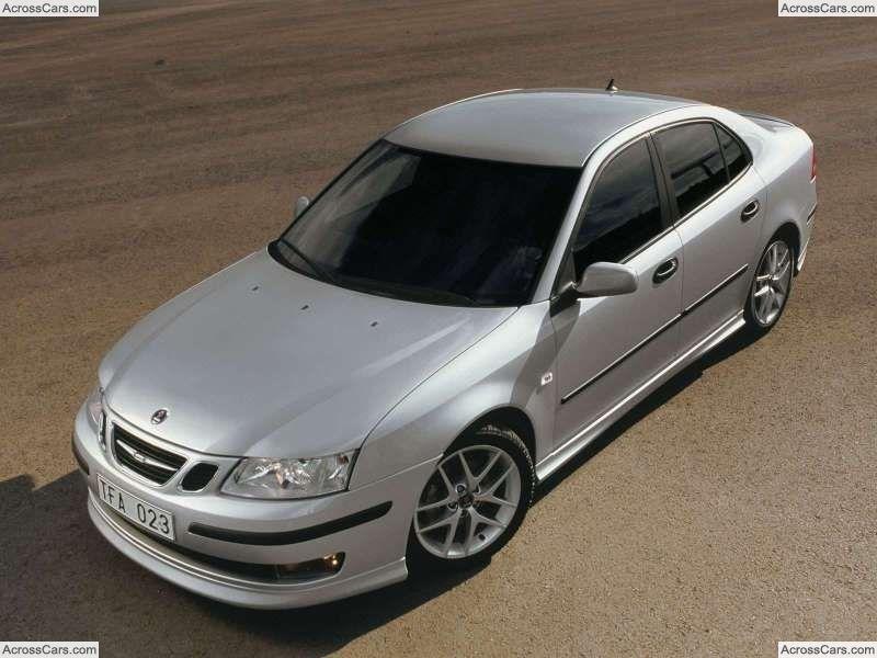 Saab 9 3 Sport Sedan 2005