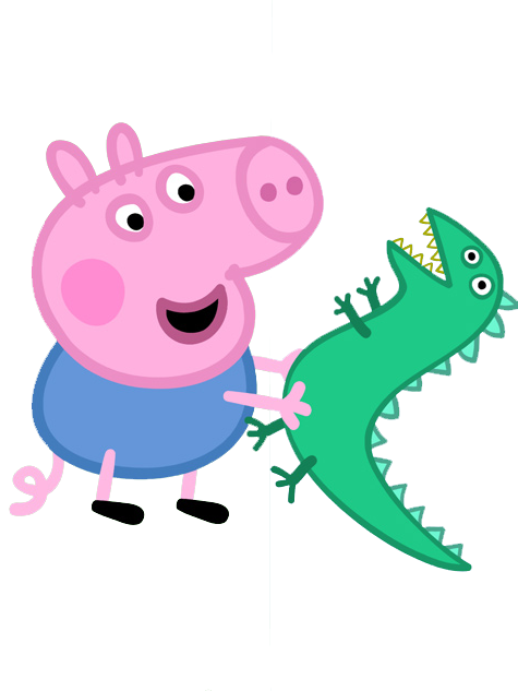 Peppa Pig printable all characters | Emily\'s 3rd birthday ...