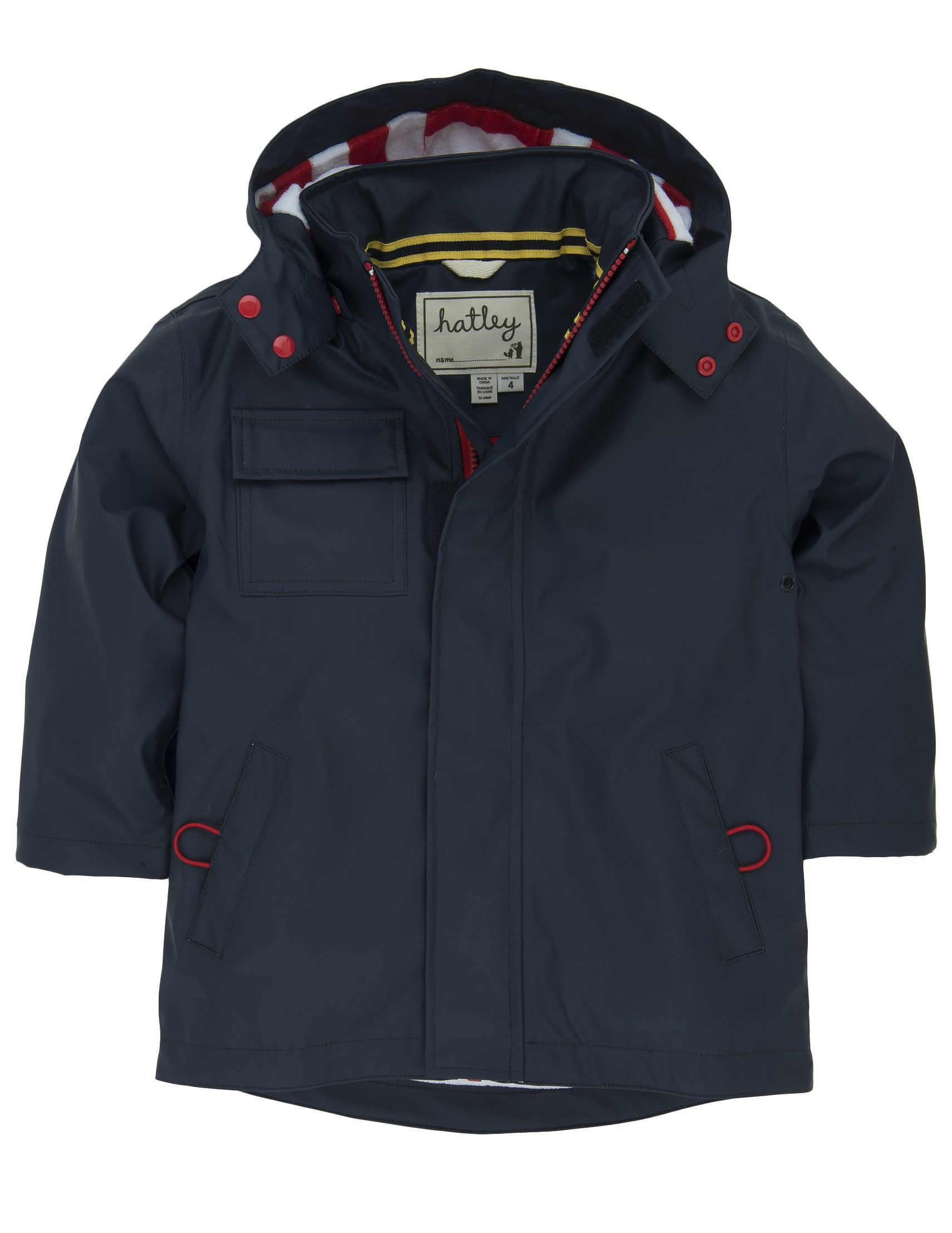 Classic Navy Splash Jacket - Raincoats - Rain Gear - Boys  be530f637