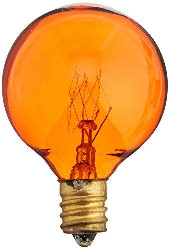 Bulbrite 10g12a 10w G12 Globe 130v Light Bulb Amber Bulb Https Www Amazon Com Dp B0033e0cb2 Ref Cm Sw R Pi Dp U X Nnf1bb Light Bulb Globe Lights Bulbrite