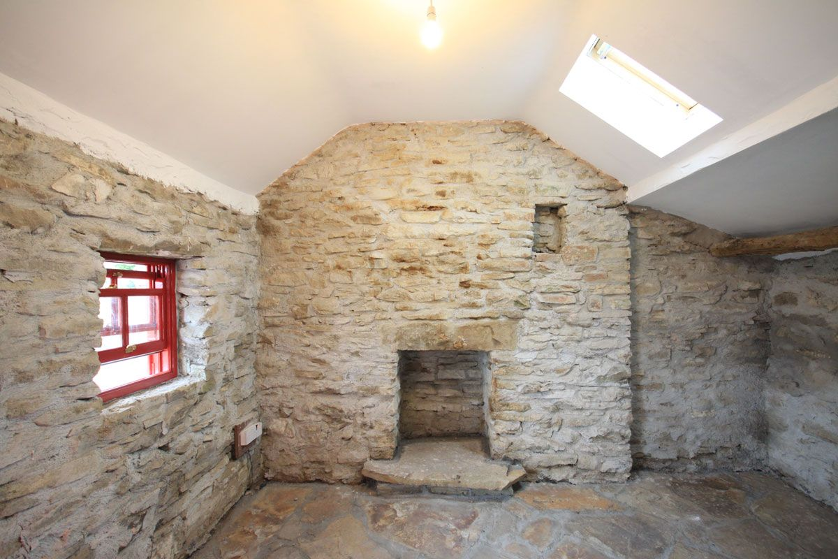 Irish Cottage INTERIORS | Cobblers Cottage Restoration Interior | Mark  Stephens Architects