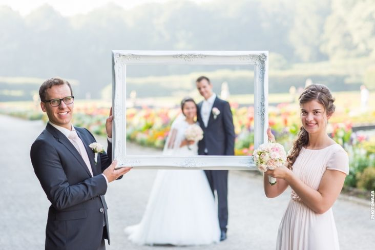 Hochzeit Simon & Mirjam in Sankt Augustin #backdropsforphotographs