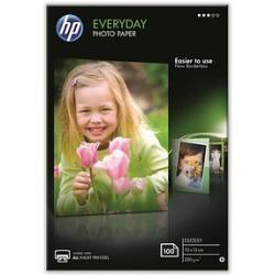 Hp Fotopapier Cr757a 10,0 x 15,0 cm glänzend #printertray