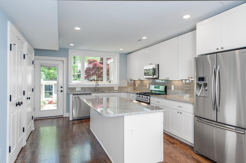 modern white kitchen designing ideas with mesmerizing white kitchen ...
