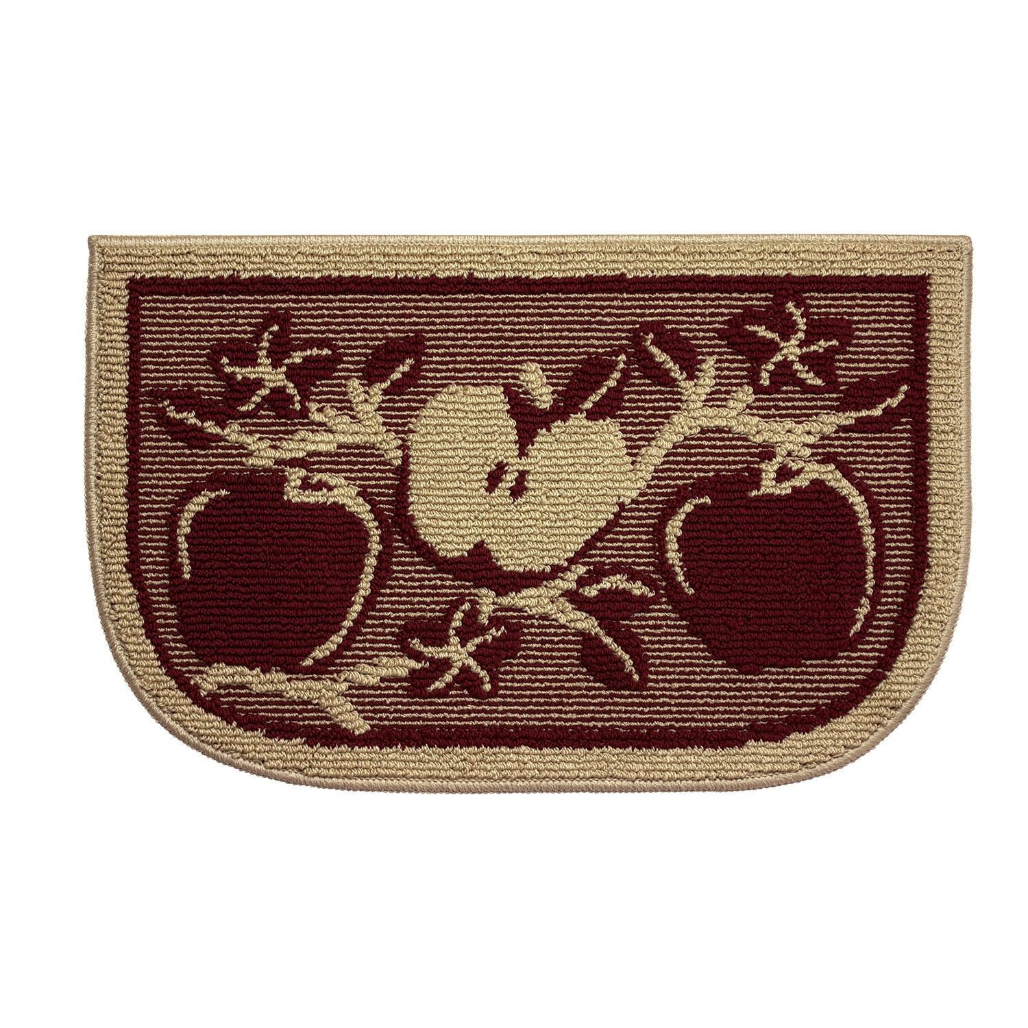 Structures Apple Orchard Textured Loop Wedge-shaped Slice ...