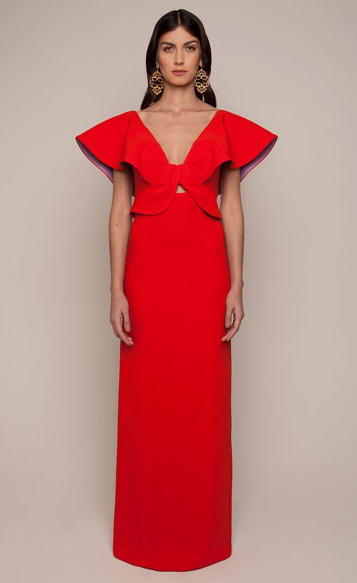 Johanna Ortiz Resort 2016 - Primrose Dress