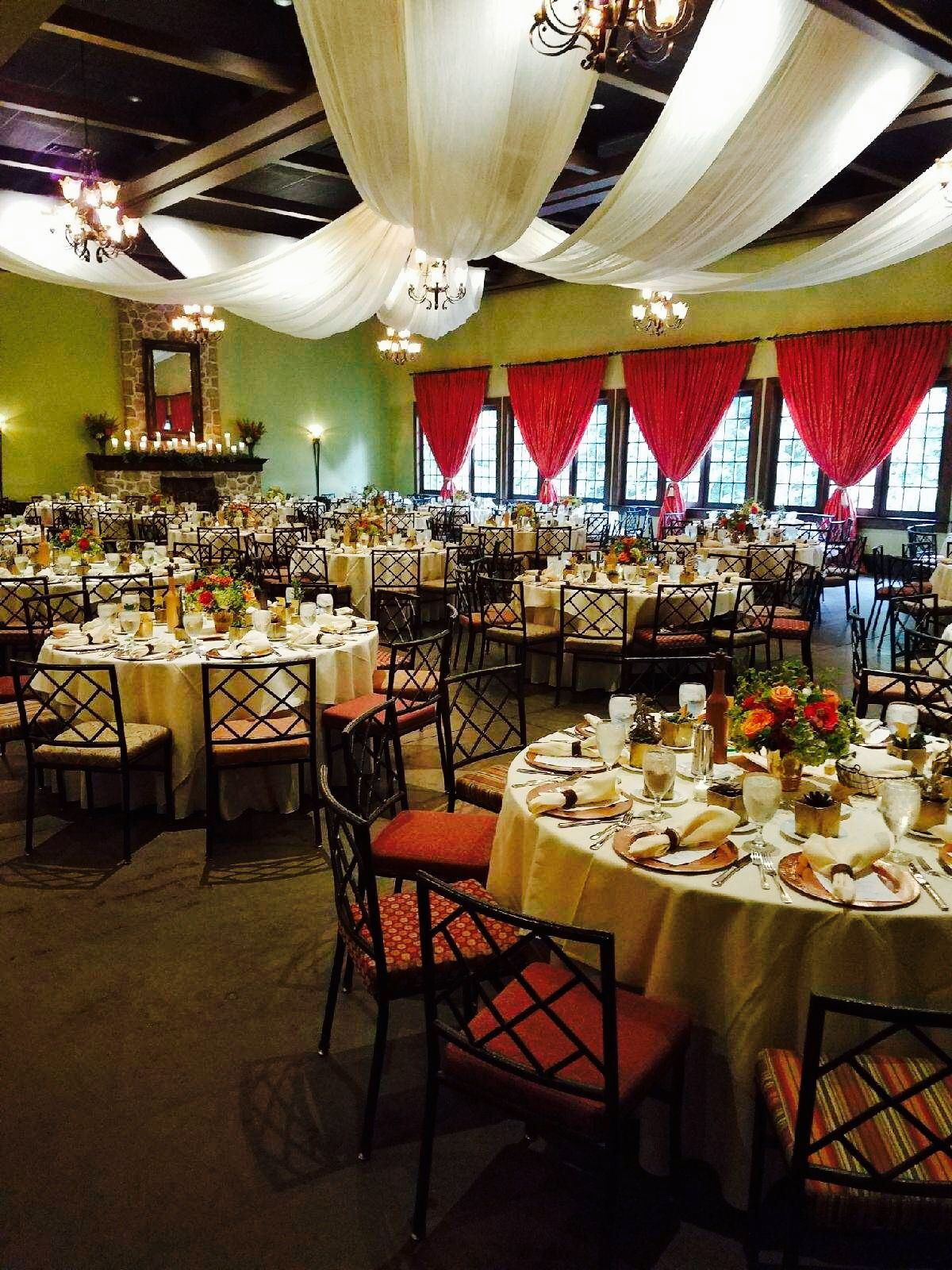 Erica and Brandon's spectacular reception from this past