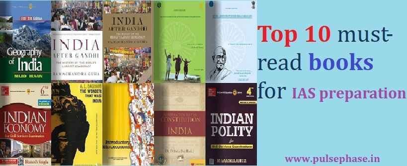 Every Candidate Who Is Preparing For The Upsc Exam Will Always Search For The Best Books For Ias Exam Preparation In The Curre Ias Books Books Exam Preparation