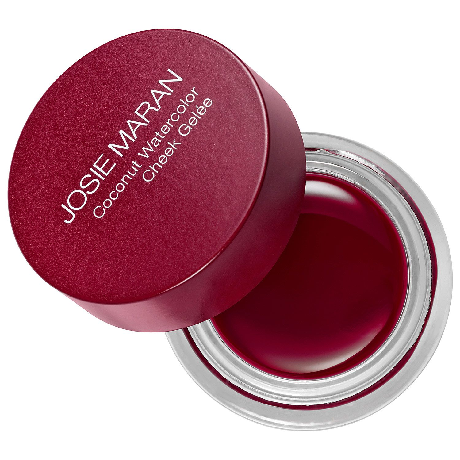Coconut Watercolor Cheek Gelee Josie Maran Sephora Cream
