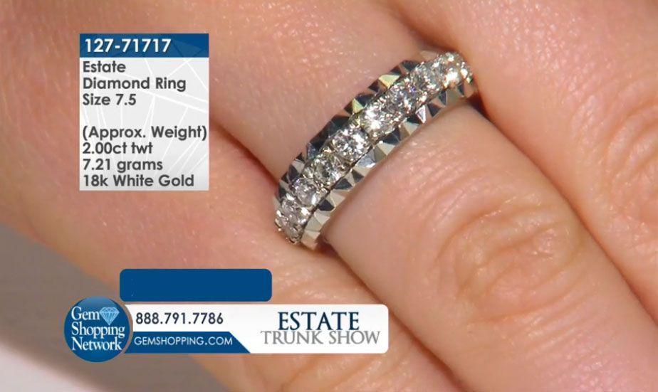 34+ Gem shopping network estate jewelry ideas