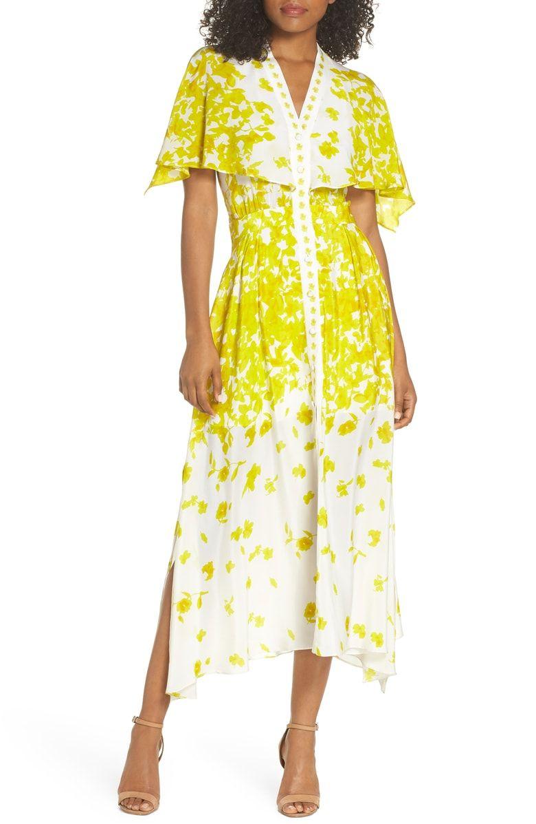 Free shipping and returns on caara floral print boho folk dress at