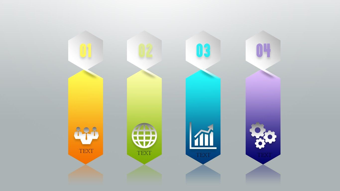 Photoshop Tutorial | 3D Graphic Design | Infographic Banner ...