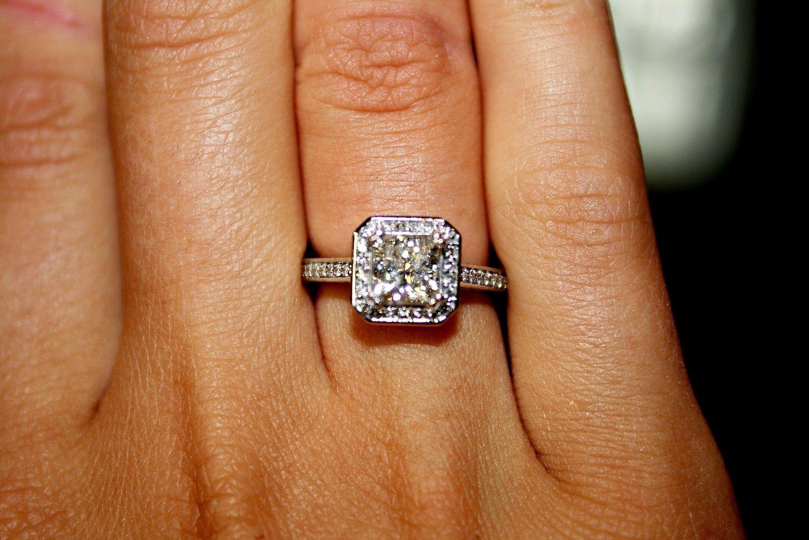 Cleaning Platinum Diamond Ring With Windex Homemade