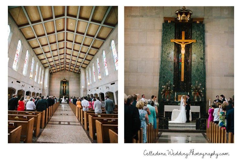 Christ The King Catholic Church Nashville Tn Wedding