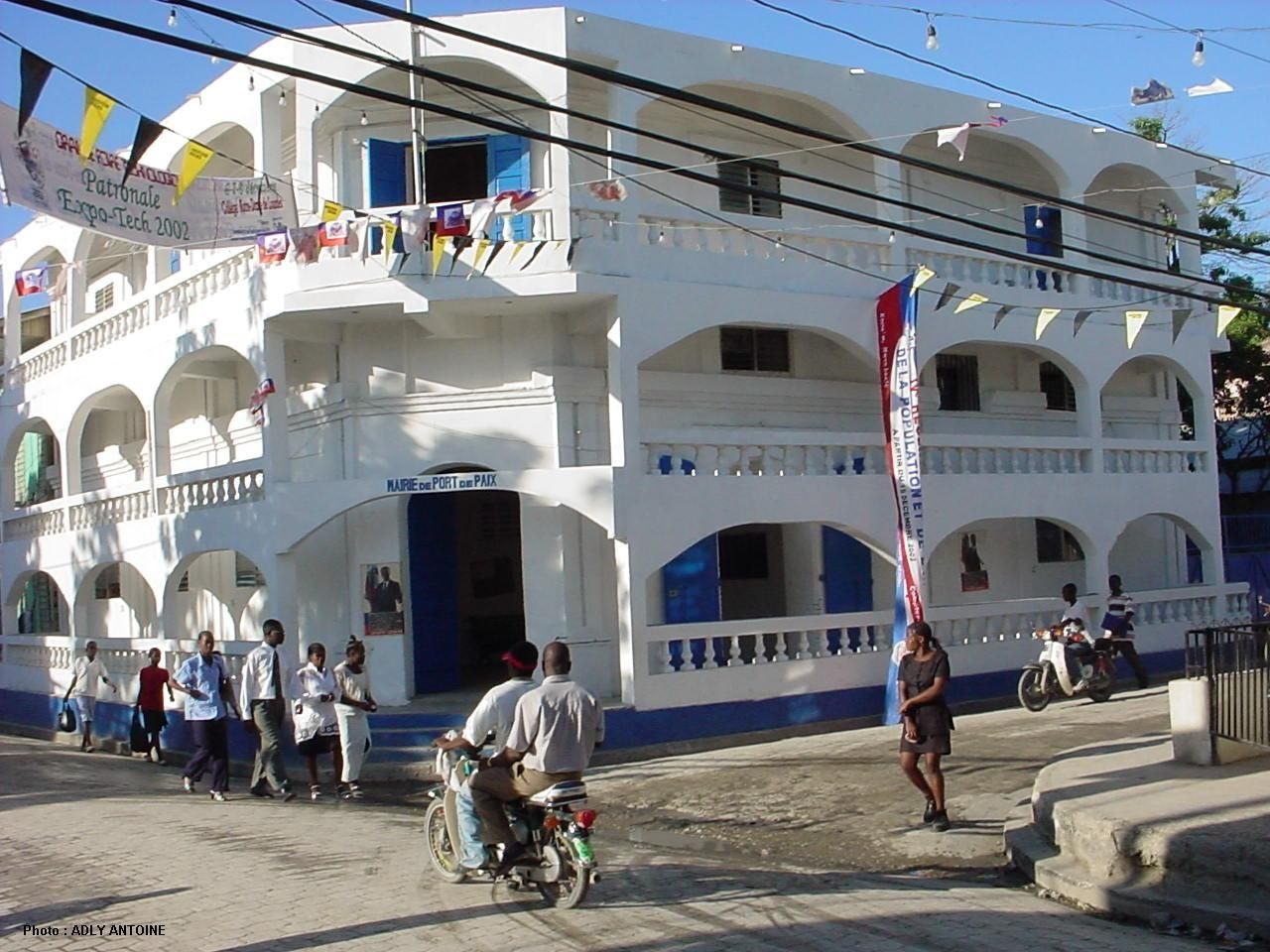Mairie De Port Paix Haiti Pride City Office