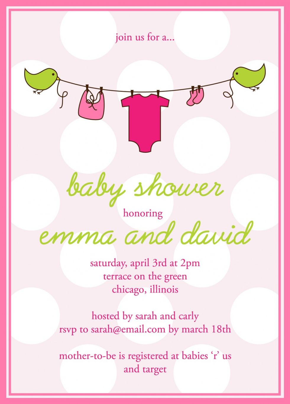 New Tips Of Baby Shower Invitations Online Free Printable