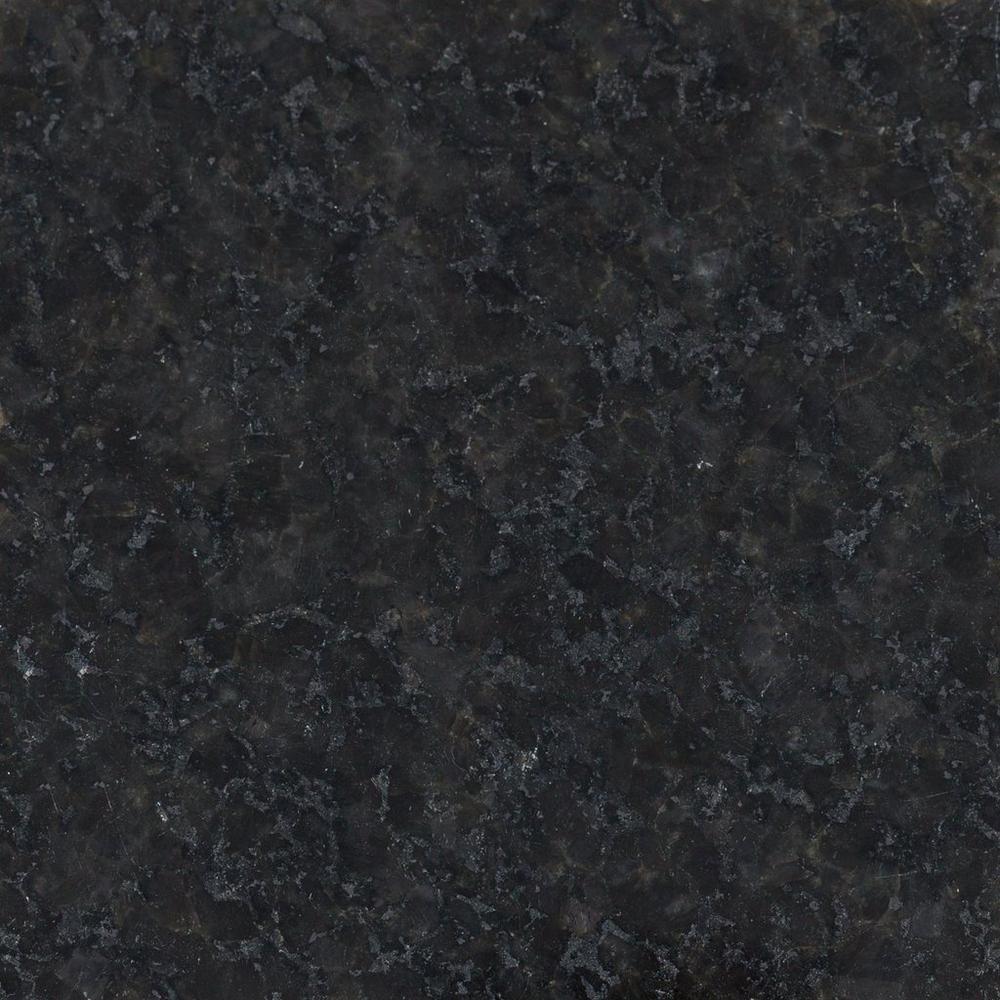 Ready To Install Black Pearl Granite Slab Includes Backsplash Black Pearl Granite Granite Slab Stone Countertops