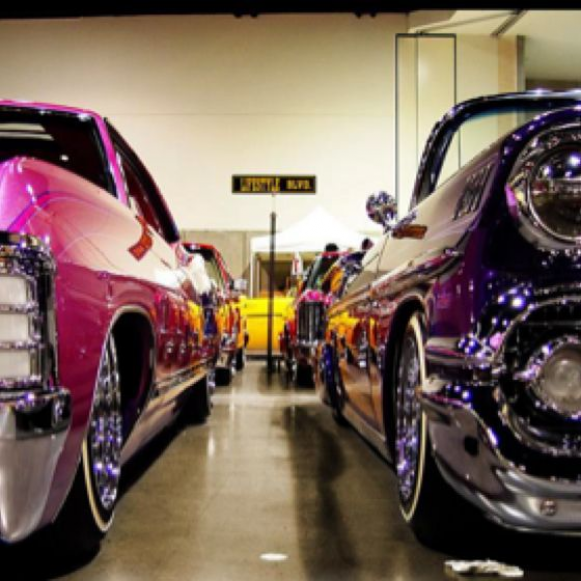 Photo of 7 eight impala #hydrauliccars #hydraulic #cars #lowrider