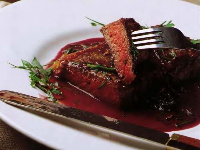 Steak Marchand De Vin | Cookstr.com