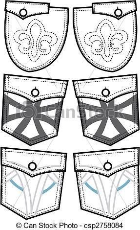 Imagem De Desenhos Para Bolsos Jeans Pesquisa Google Vykrojki Dzhinsy Milye Idei