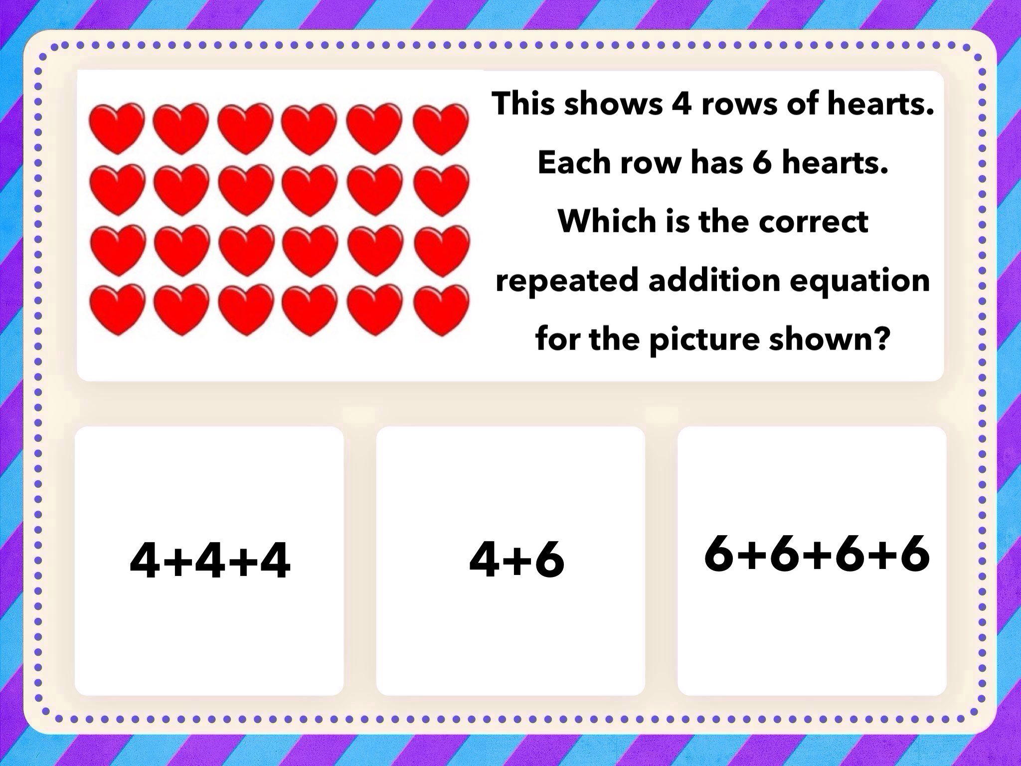 Image Result For Repeated Addition