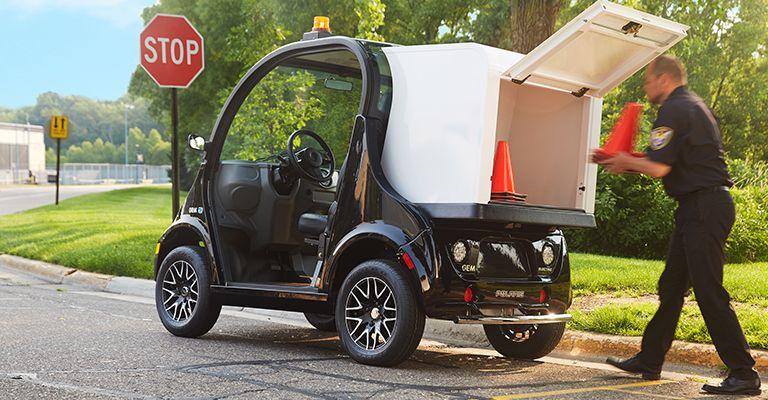 Security & Patrol Vehicles Parking Enforcement Polaris