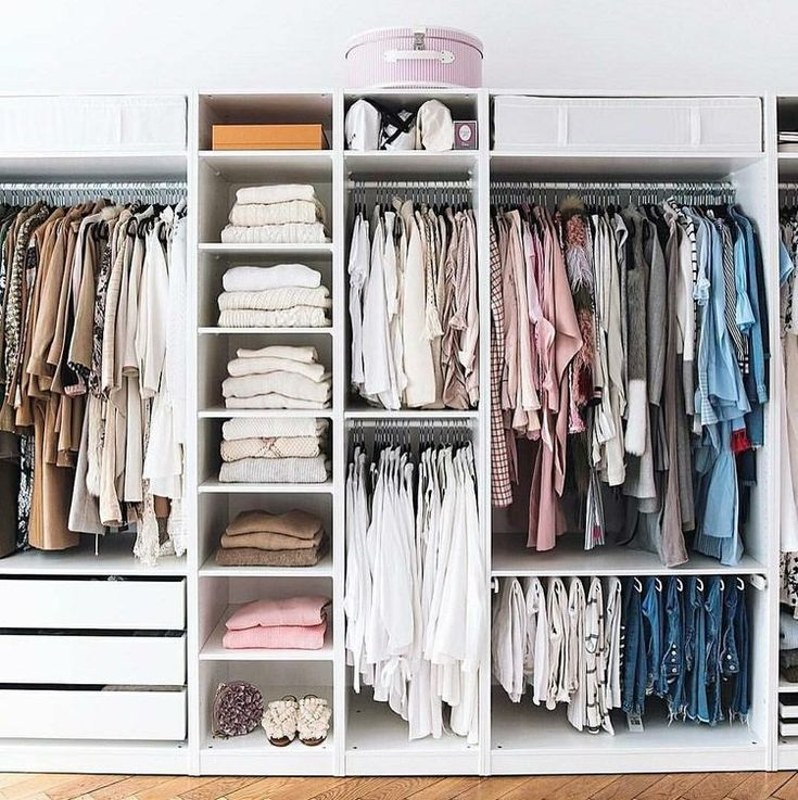 wardrobe – House Goals Ideas