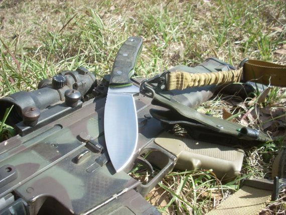 Renforth Custom Knives The RAPTOR by RENFORTHCUSTOMKNIVES