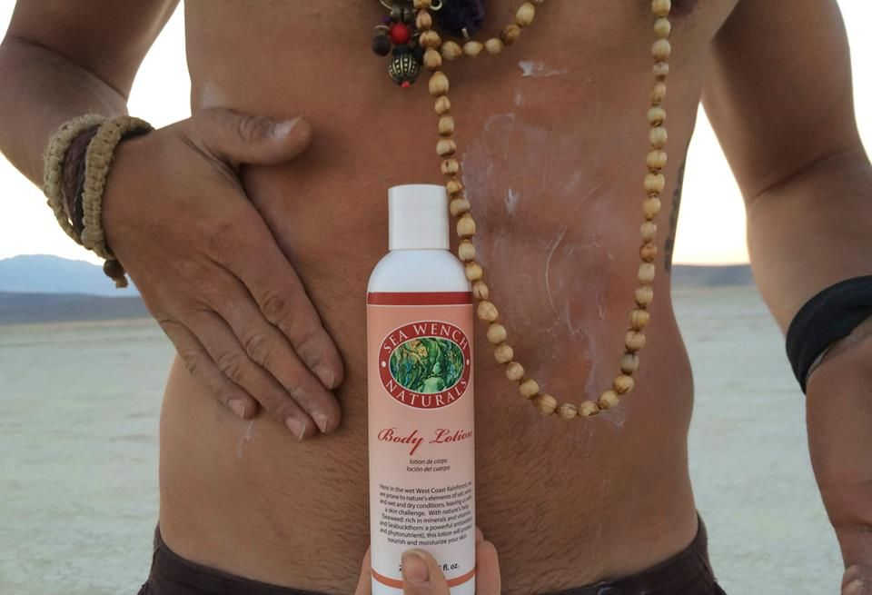 Burning Man 2014 Sea Wench Naturals