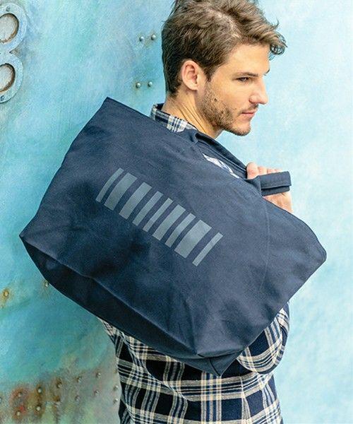 【ZOZOTOWN】felkod(フィルコッド)のトートバッグ「mko6386-Logo Canvas Tote Bag バッグ」(F18S300)を購入できます。