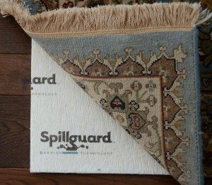 Spillguard Is The Best Carpet Pad For Pets Waterproof Rug