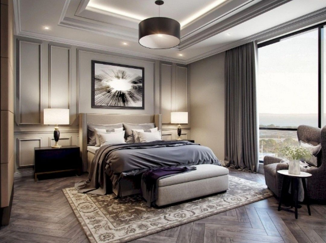 7 Professional Design Ideas For A More Modern Bedroom in ...