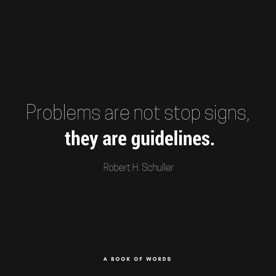Problem Quotes Focus On The Solution Not The Problemquote Of The Dayrobert