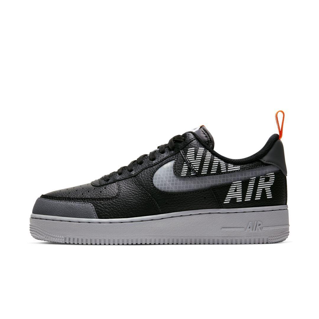 Nike Air Force 1 07 Lv8 Men S Shoe Black Sneakers Fashion Cute Sneakers Nike Air Force Sneaker