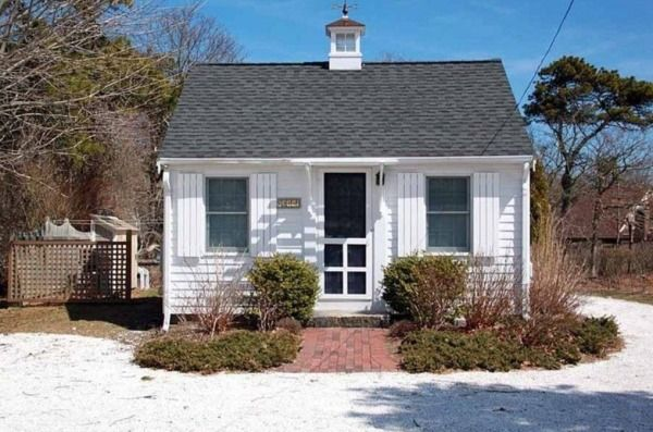 288 Sq Ft Tiny Cottage For In Chatham Ma Photo