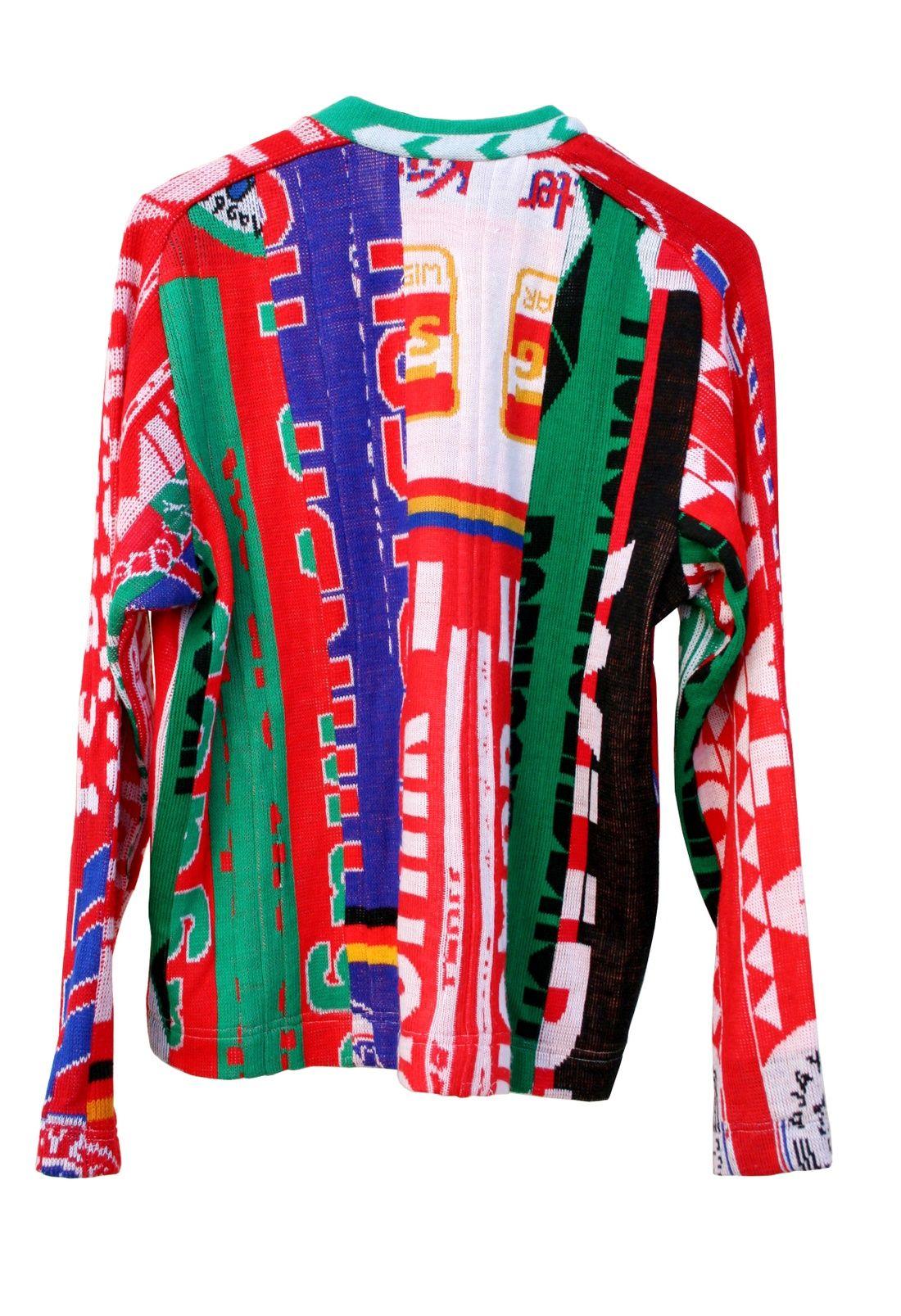 1bd864f89e Maison Margiela Martin Margiela Artisanal Sweater Size L  835 - Grailed