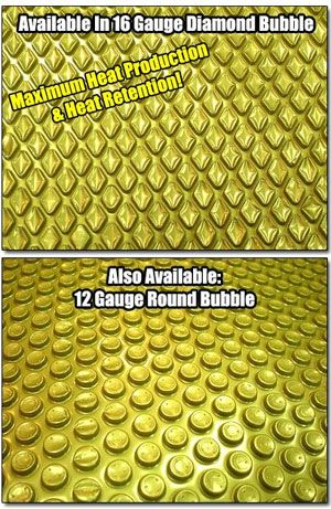 24 Round Ray Maxx Gold Series Solar Pool Covers Also
