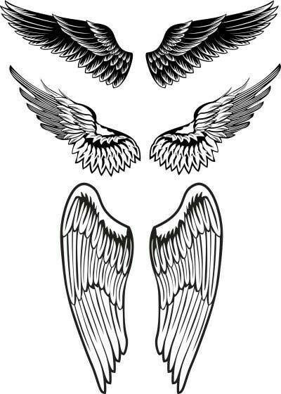 Wings Tattoo Design Aaa Tattoo S Pinterest Tattoo Designs