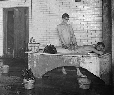 Bowery whitehouse nude bathroom