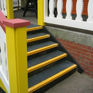 Best Non Slip Frp Stair Nosings Stair Nosing Stairs Outdoor 400 x 300