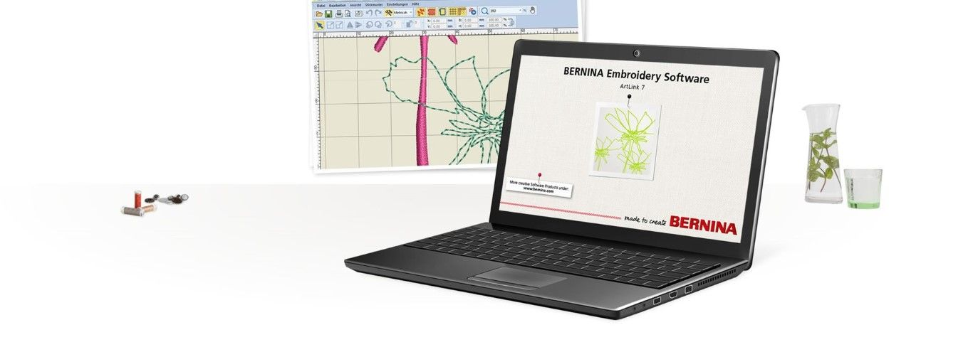BERNINA ArtLink 7 Embroidery Software - free embroidery software ...