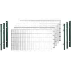 Photo of Peddy Shield Zaunset Esm (10 x 1 m, Grün, 11-tlg.) Peddy Shield