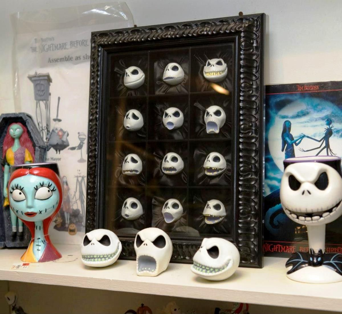Nightmare before Christmas Room Decorating Ideas - Real ...