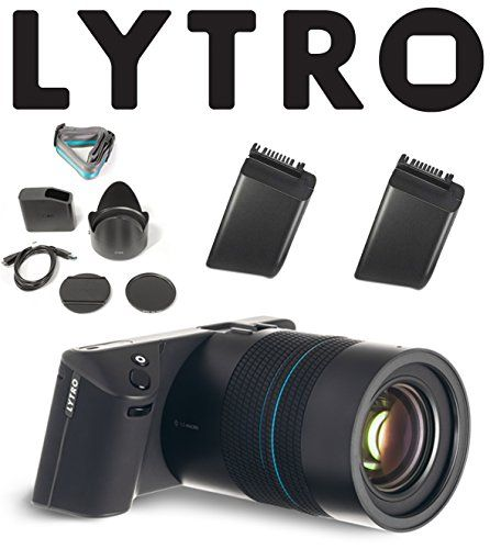 Lytro Illum Light Field Digital Camera Bundle W Lytro B2 0022