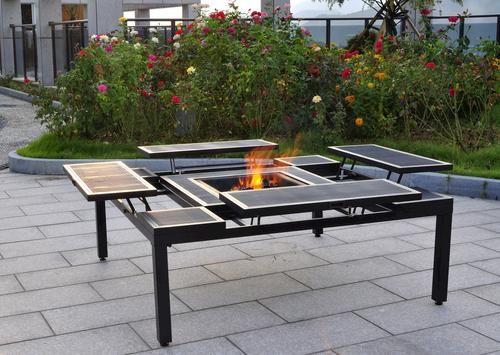 Adjustable Fire Pit Table At Menards