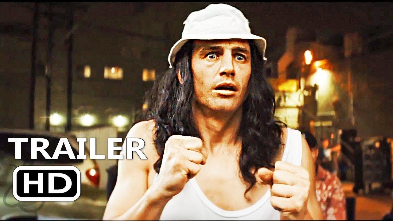 THE DISASTER ARTIST Official Trailer 3 (2017) Official