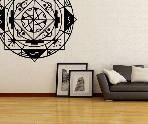 Mbabstractgeometricinspirationlargejpgvjpg  Wall - Inspiring vinyl wall decals abstract